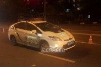 Столичные полицейские на Prius сбили пешехода