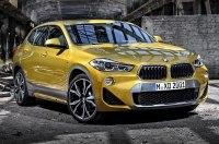 Официально представлен BMW X2: маленький кроссовер со спортивным уклоном