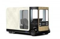 Honda представила жилую комнату на колесах Ie-Mobi Concept