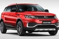 Китайский клон Range Rover Evoque стал меньше похож на оригинал