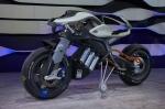 Концептуальный мотоцикл Yamaha научили узнавать владельца