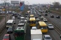 Украинскую столицу настиг транспортный «апокалипсис»