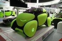 Toyota показала самый мягкий автомобиль в мире