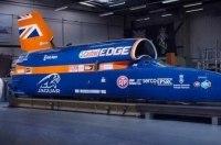 1600 километров в час: видео с испытаний самого быстрого автомобиля