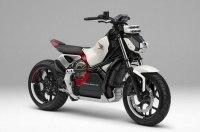 Самобалансирующий мотоцикл Honda