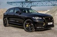 Кроссоверу Jaguar F-Pace добавили стиля и мощности