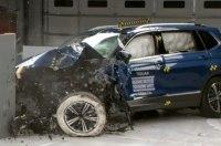 Новый VW Tiguan разбили на краш-тесте