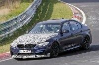BMW начала тесты мощнейшего в истории седана M3