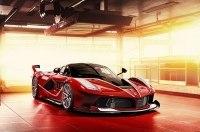 Ferrari улучшила трековый супергибрид FXX K