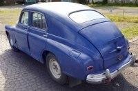 Мечта наших отцов: в Германии продают «Победу» 1948 года