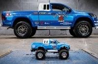 Toyota построила пикап Hilux по мотивам игрушки