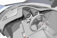 Интерьер нового спорткара SCG сделают в стиле McLaren F1