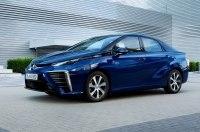 Toyota верит в будущее водородных автомобилей