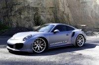 Gemballa GT Concept: тюнинг Porsche 911 Turbo до 828-сил