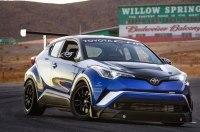 Toyota сделала 600-сильный кроссовер. И он быстрее Nissan GT-R