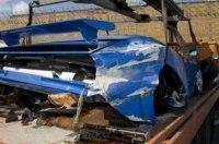 Аварии с редкими и дорогими автомобилями