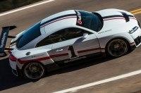 Audi построила 600-сильное купе TT с электронаддувом