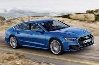 Новая Audi A7 публично дебютирует на автосалоне в Детройте