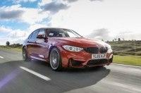 Названы сроки появления быстрейшего седана BMW M3