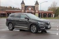 Новый Renault Koleos приехал в Украину