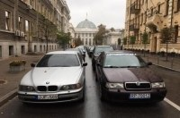 "В Одессе суд постановил взыскать с водителя на ""еврономерах"" 3 млн. гривен"