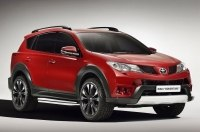 Обновленная Toyota RAV4 2018 стала более «внедорожной»