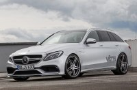 Представлен 700-сильный «сарай» Mercedes-AMG C63 Estate by VATH