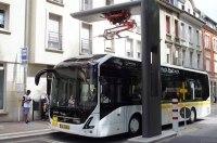 Volvo представил новый электробус 7900 Electric