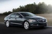 Премиум по-американски: представлен седан Buick LaCrosse Avenir