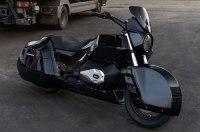 """Концерн """"Калашников"""" представил 150-сильный оппозитный мотоцикл ИЖ"""