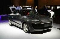 В Китае дебютировал новый электрокар Leap Motor LP-S01