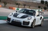 Самый экстремальный Porsche 911 разогнался на автобане до 356 км/ч