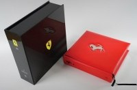 Книгу о Ferrari продадут по цене Porsche 911 GT3