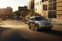 Новые цены на Subaru Forester 2018