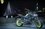 EICMA 2017: обновленный нейкед Yamaha MT-07 2018
