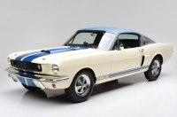 Прототип первого «заряженного» Ford Mustang пустят с молотка