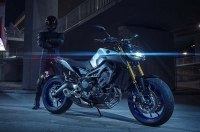 EICMA 2017: нейкед Yamaha MT-09 SP 2018