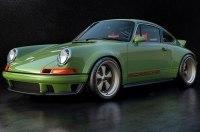 Singer и Williams строят уникальный суперкар из старого Porsche: фото машины