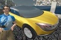 Mazda стала лучшей в Second Life