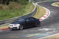 В сеть выложили шпионское видео нового спорткара BMW M2 CS