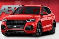 «Заряженный» Audi SQ5 получил 425-сильный двигатель