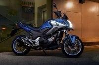 Туристический мотоцикл Honda NC750X 2018