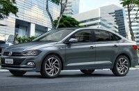 Volkswagen рассекретил седан Polo нового поколения