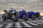 Обновленные спортбайки Yamaha YZF-R1/YZF-R1M 2018