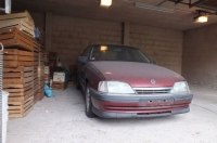 В Германии нашли Opel Omega из 1990-х почти без пробега