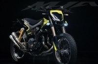 Yamaha XJR1300 - флэт-трекер Валентино Росси