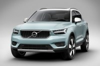 Volvo везёт в Лос-Анджелес новый кроссовер XC40