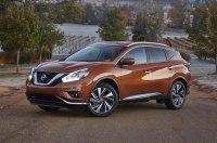 Стала известна стоимость кроссовера Nissan Murano 2018 года