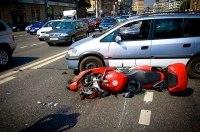 Мотоциклисты гибнут в пять раз чаще остальных участников движения