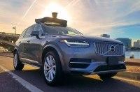 Volvo обеспечит компанию Uber десятками тысяч беспилотных машин